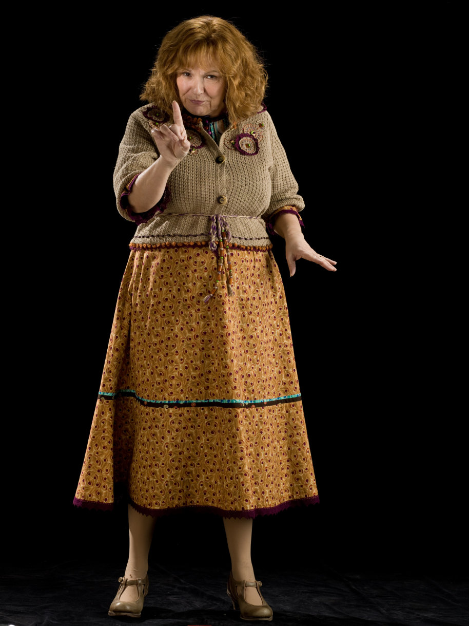 The chapter that made us fall in love with… Molly Weasley