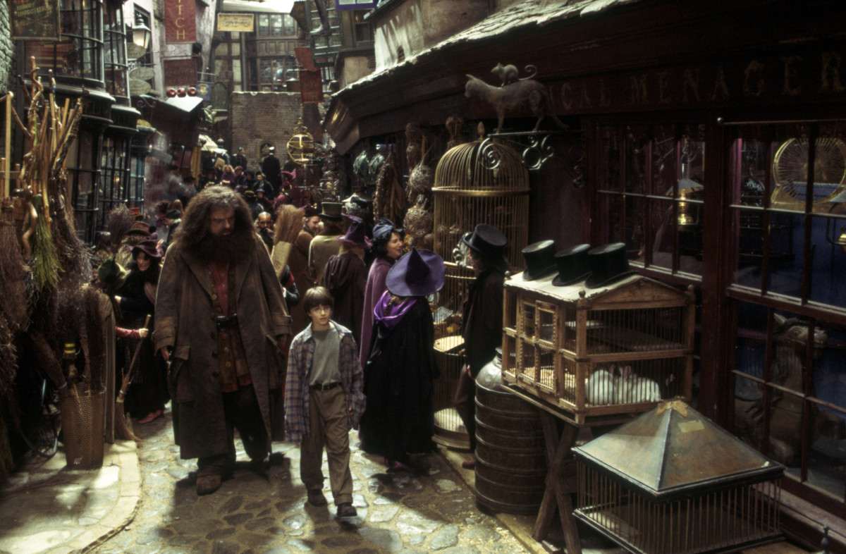 Ranked: The 7 most memorable Diagon Alley moments | Wizarding World
