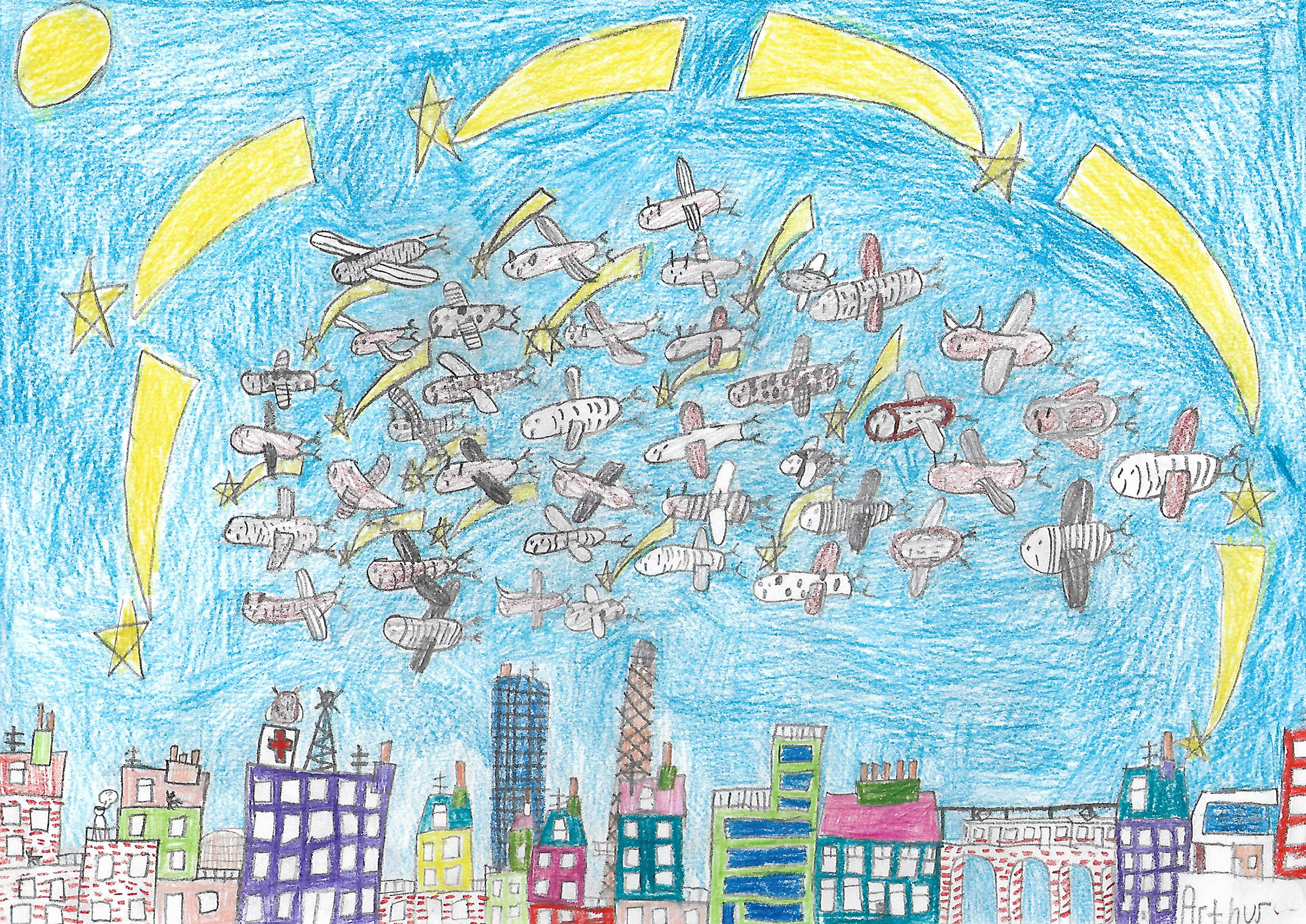 Young Fans Submit Their Best Harry Potter And The Philosopher S Stone Artwork Wizarding World