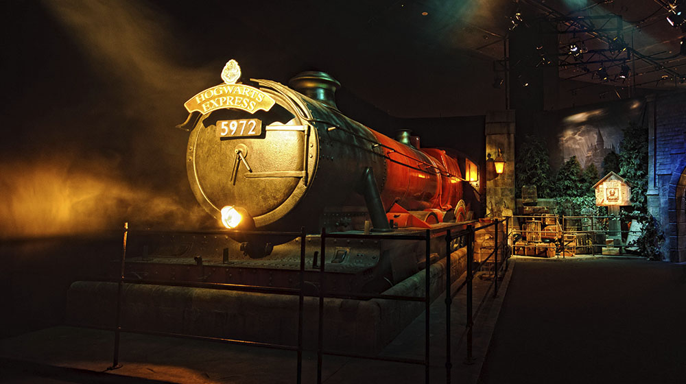 Harry Potter: The Exhibition Hogwarts Express