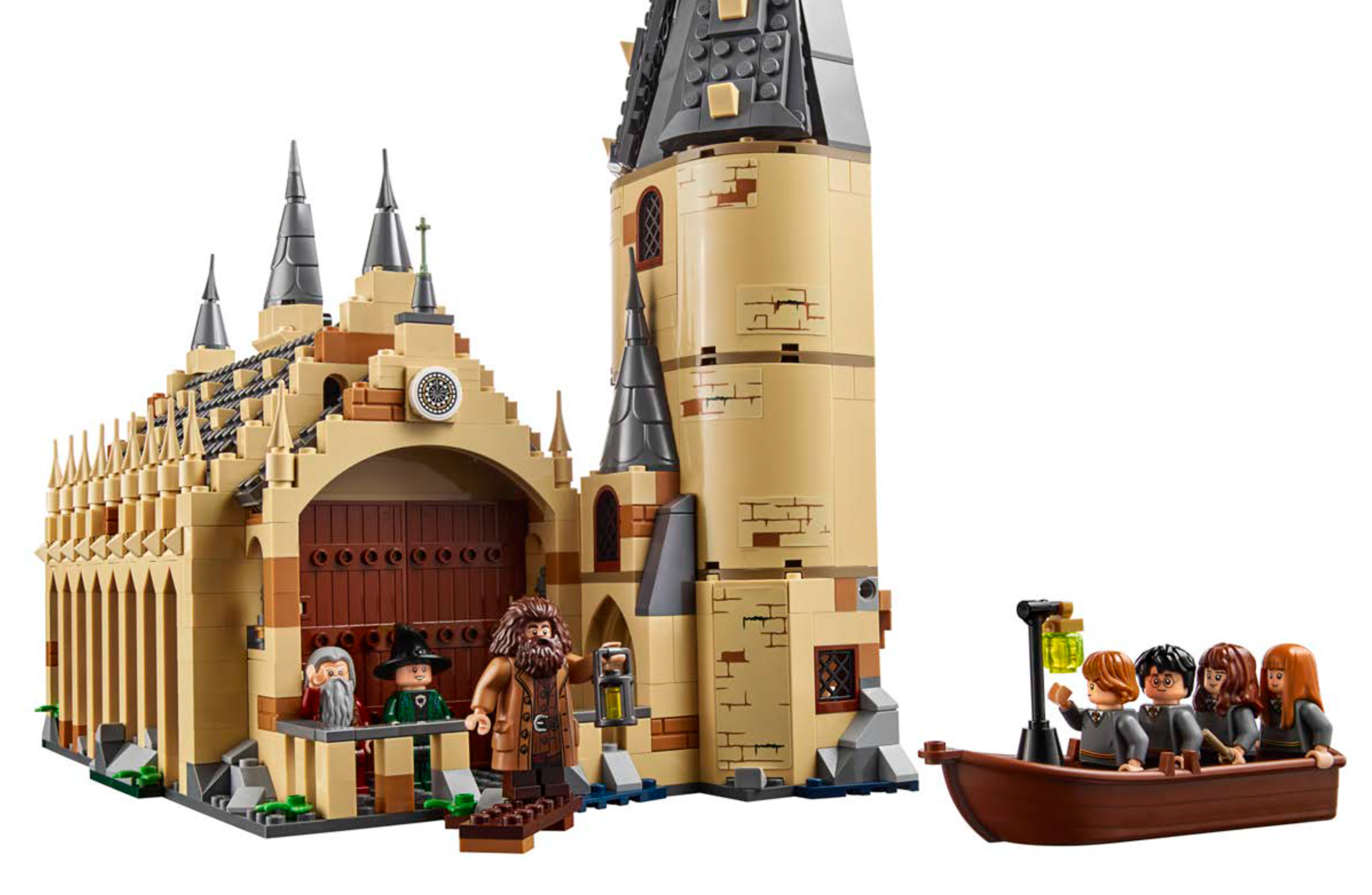 Great Hall LEGO
