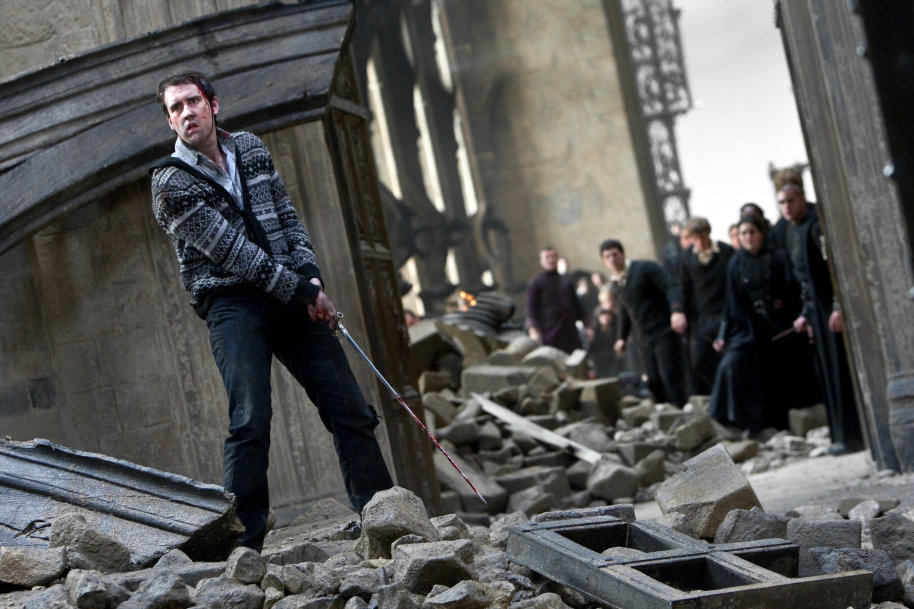 Why Neville had the worst time out of anyone at Hogwarts