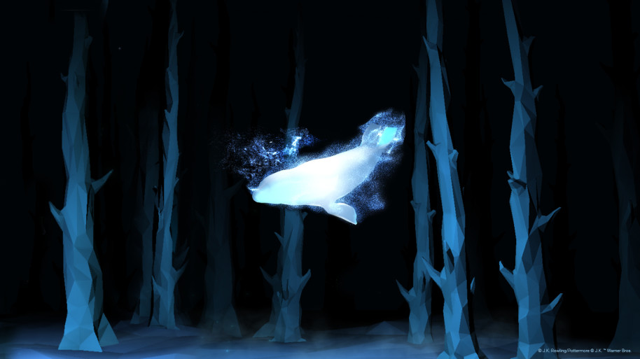 Discover your Patronus on Pottermore | Wizarding World