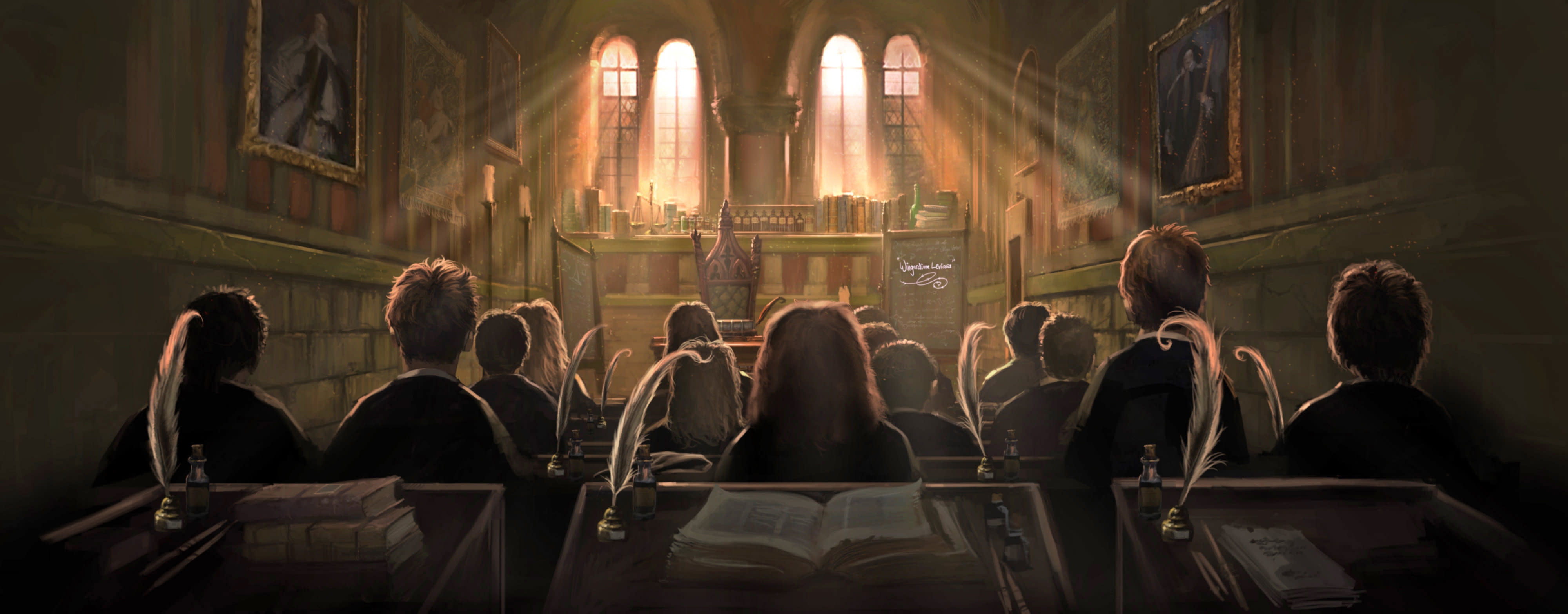 FiliusFlitwick PM B1C10M2 CharmsClass Moment