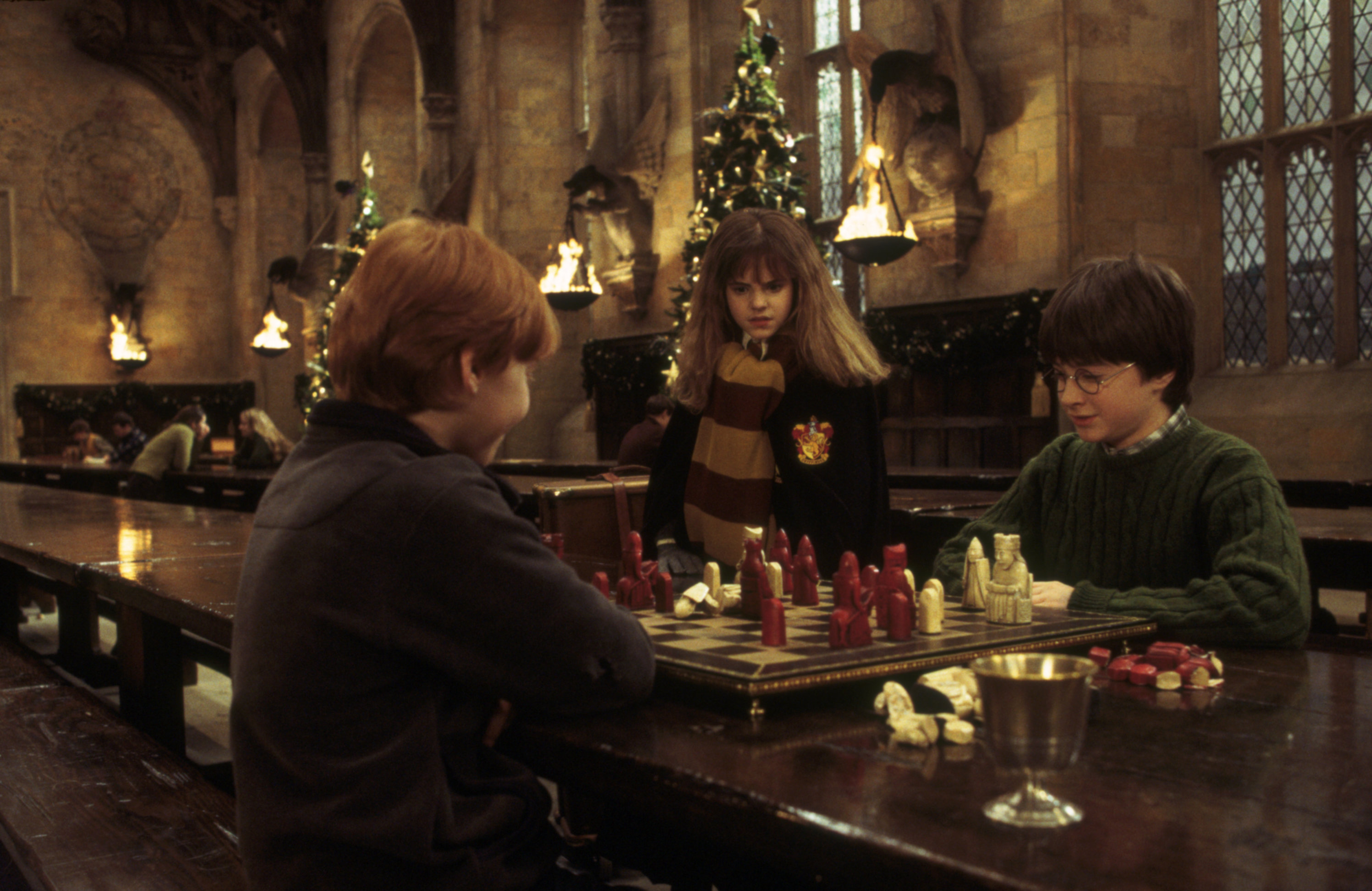 Harry Potter Wizard's Chess