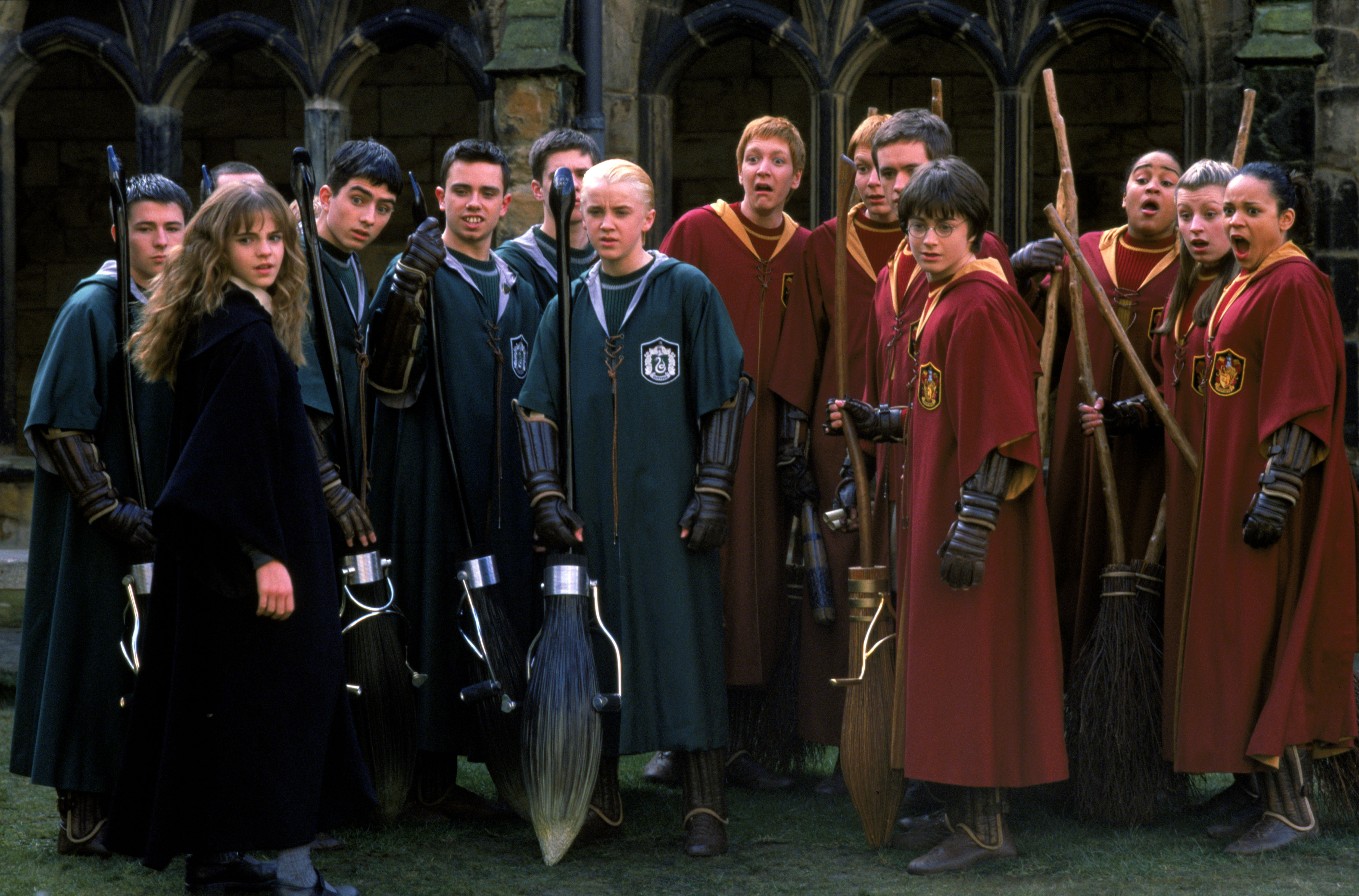 A Blagger S Guide To Quidditch Wizarding World