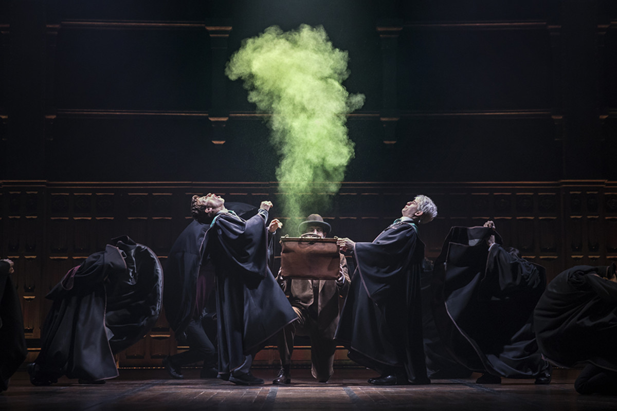 Five things you (probably) didn't know about Cursed Child | Wizarding World