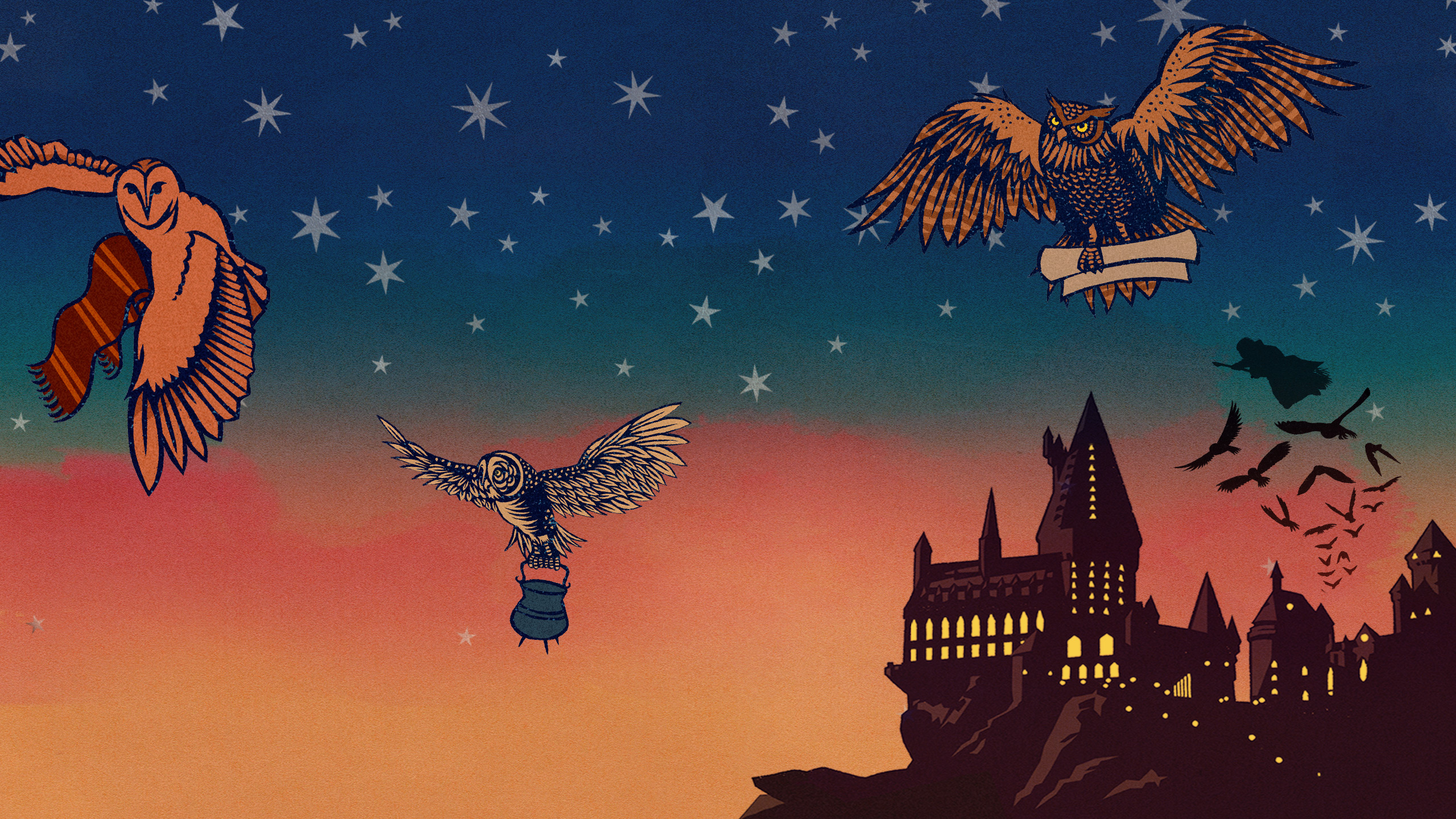 Back to Hogwarts