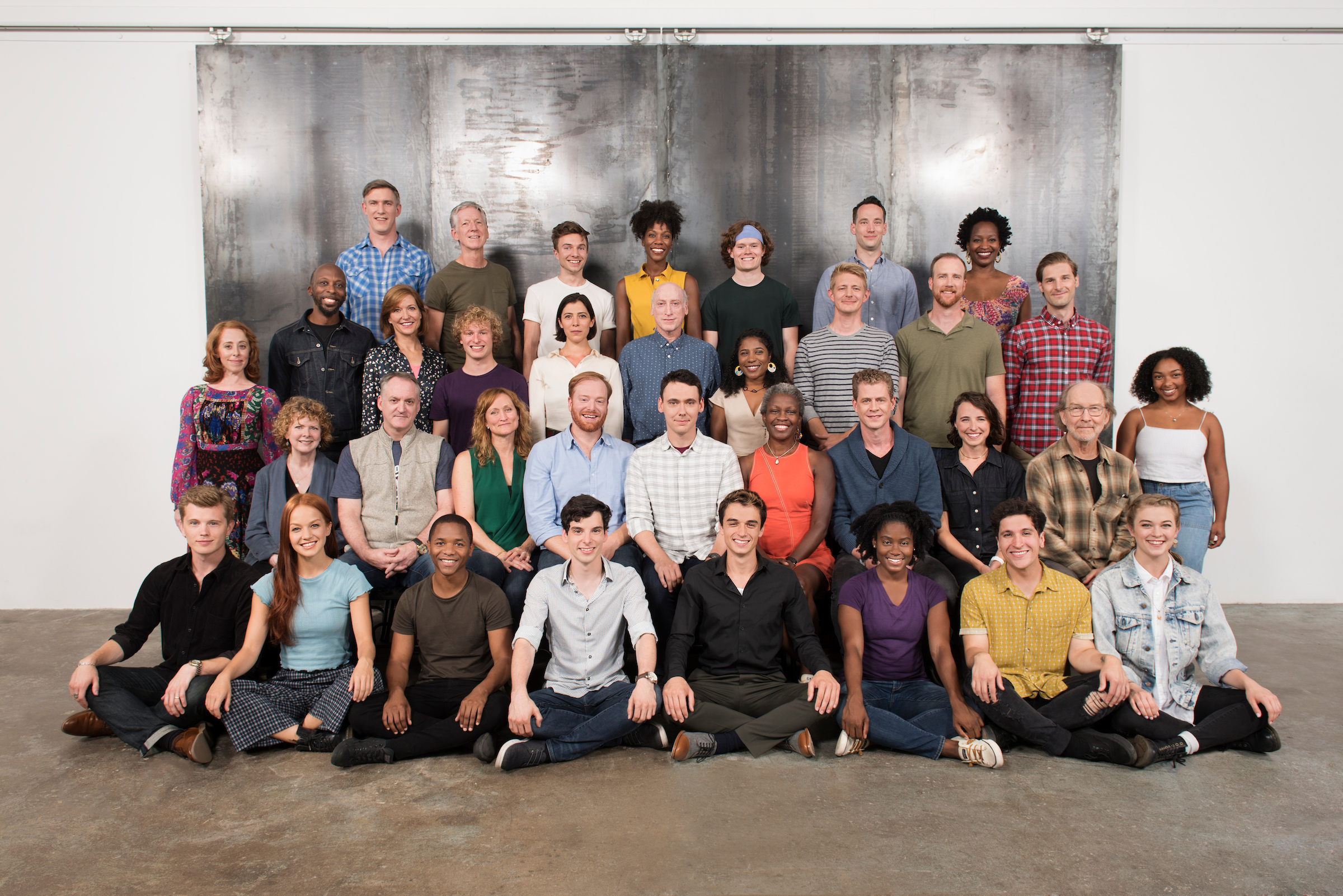 The San Francisco cast of Harry Potter and the Cursed Child
