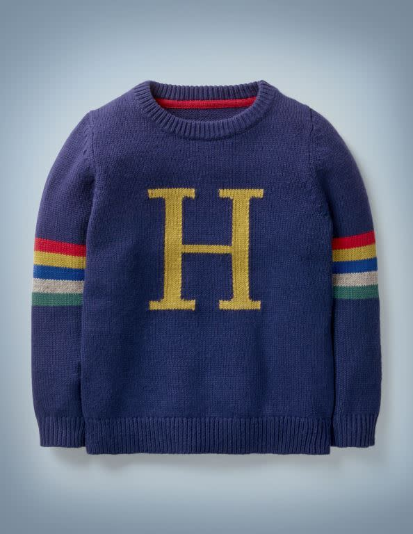 Mini Boden Harry Potter Knitted Jumper