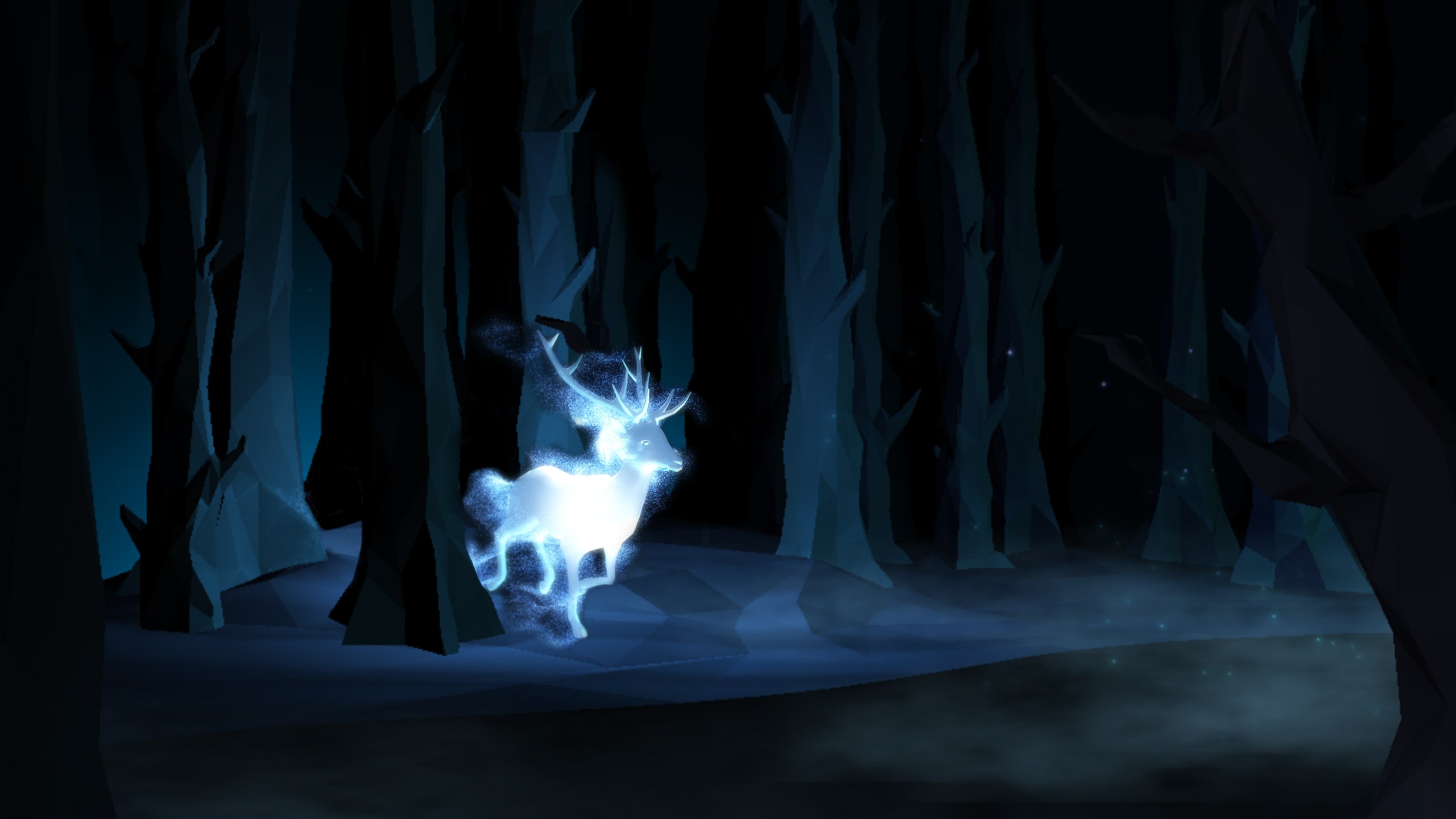 Discover Your Patronus On Pottermore Wizarding World