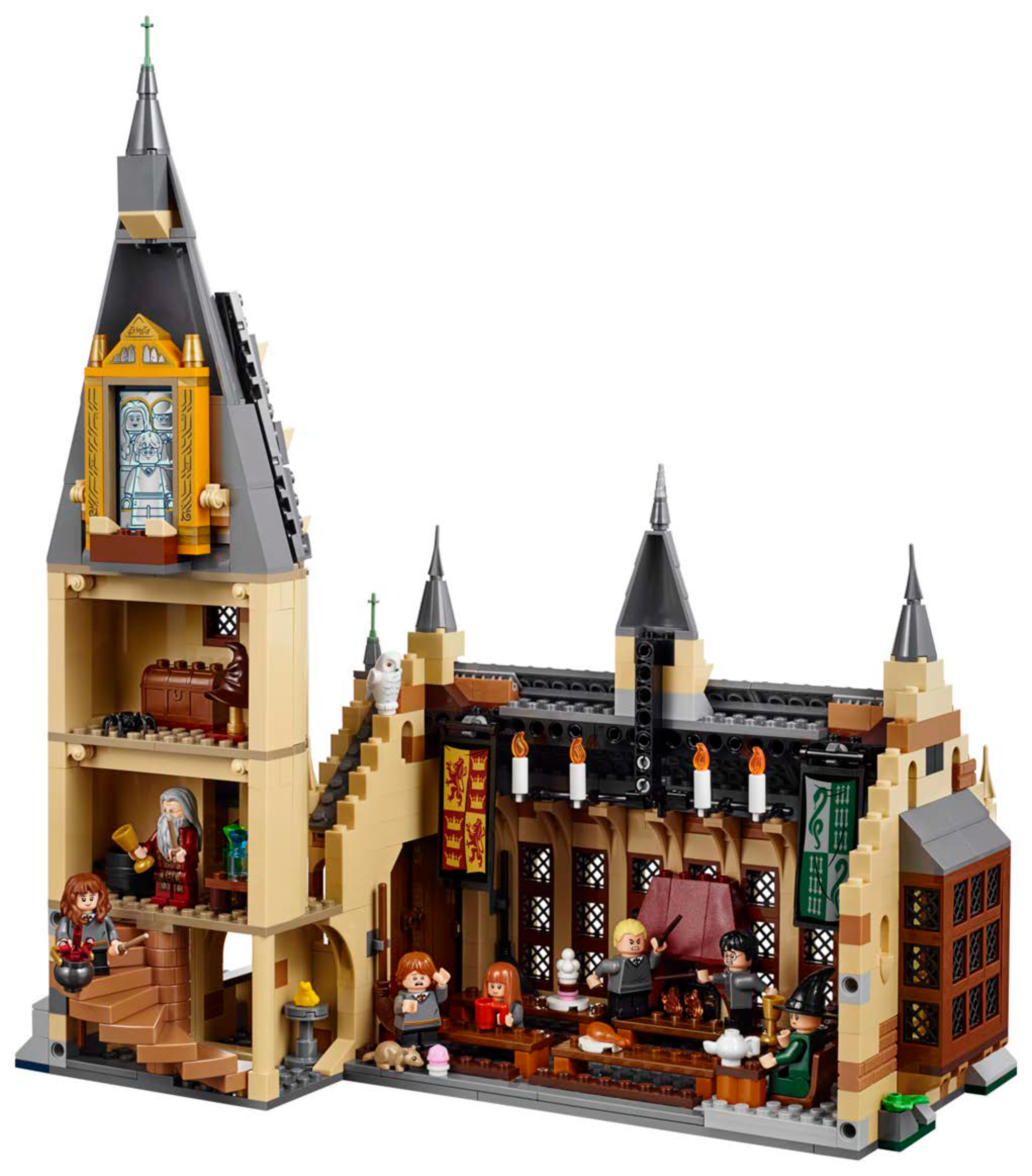 New Harry Potter And Fantastic Beasts Lego Range To Launch