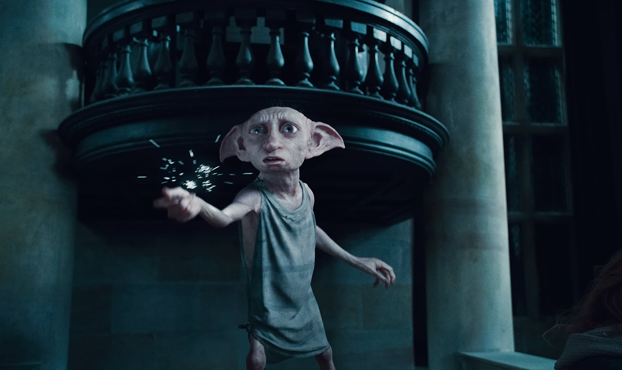 Cheap: The Deathly Hallows Part I Brings Dobby Back Just To Die