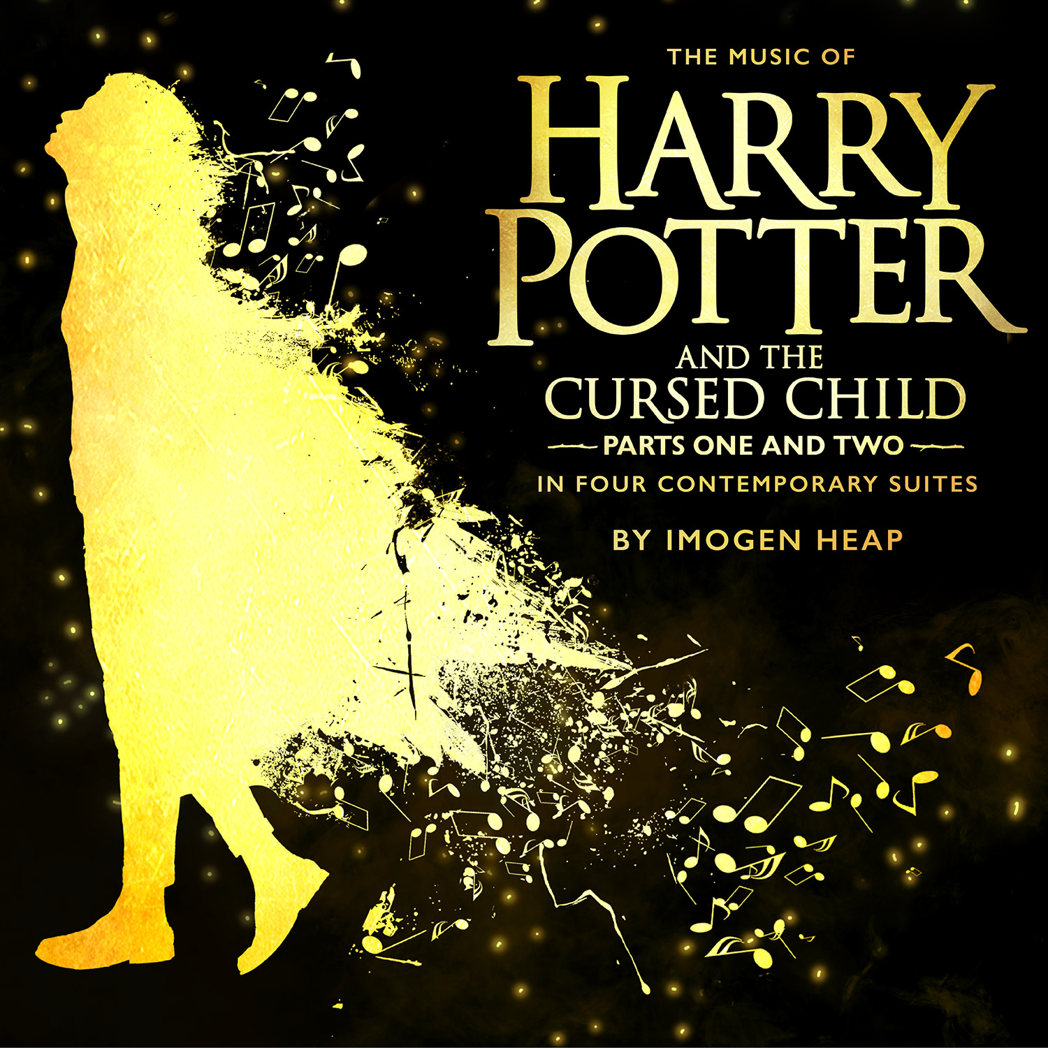 Harry Potter and the Cursed Child music album