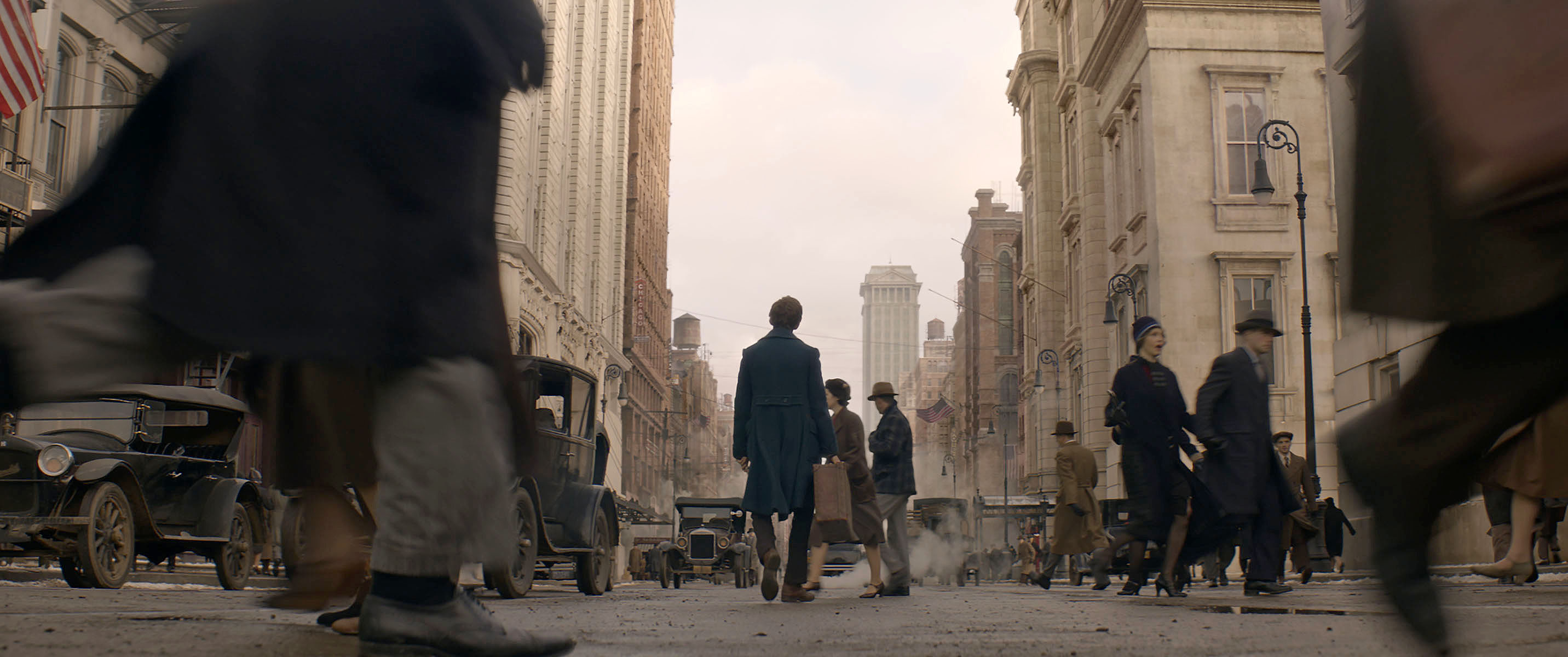 Newt in New York FB trailer