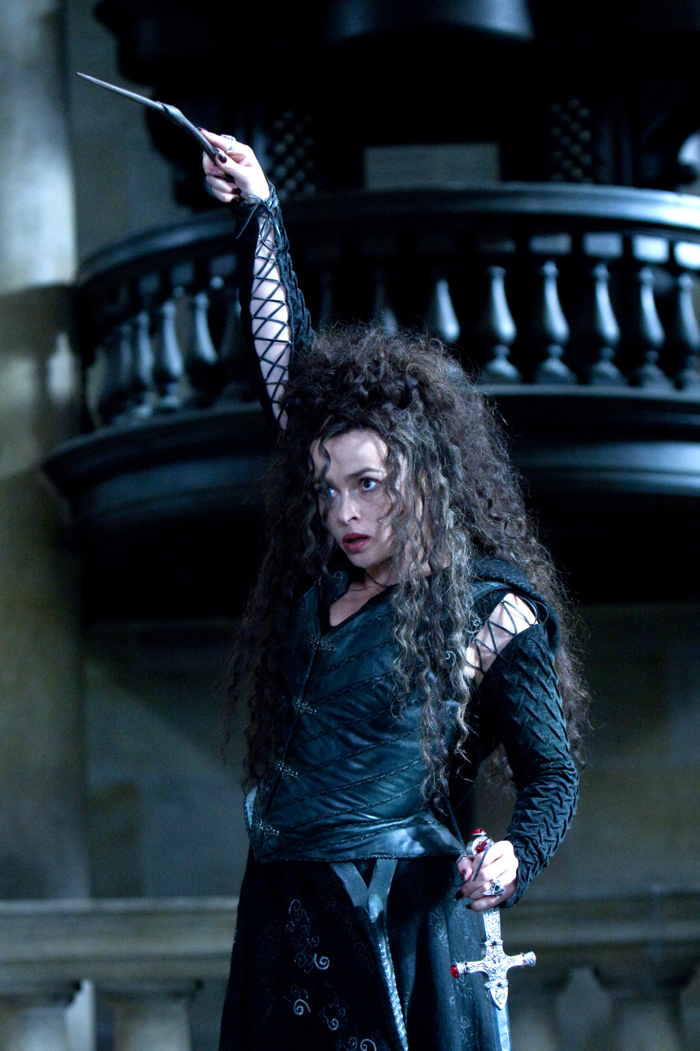 Every time Bellatrix Lestrange gave us nightmares | Wizarding World