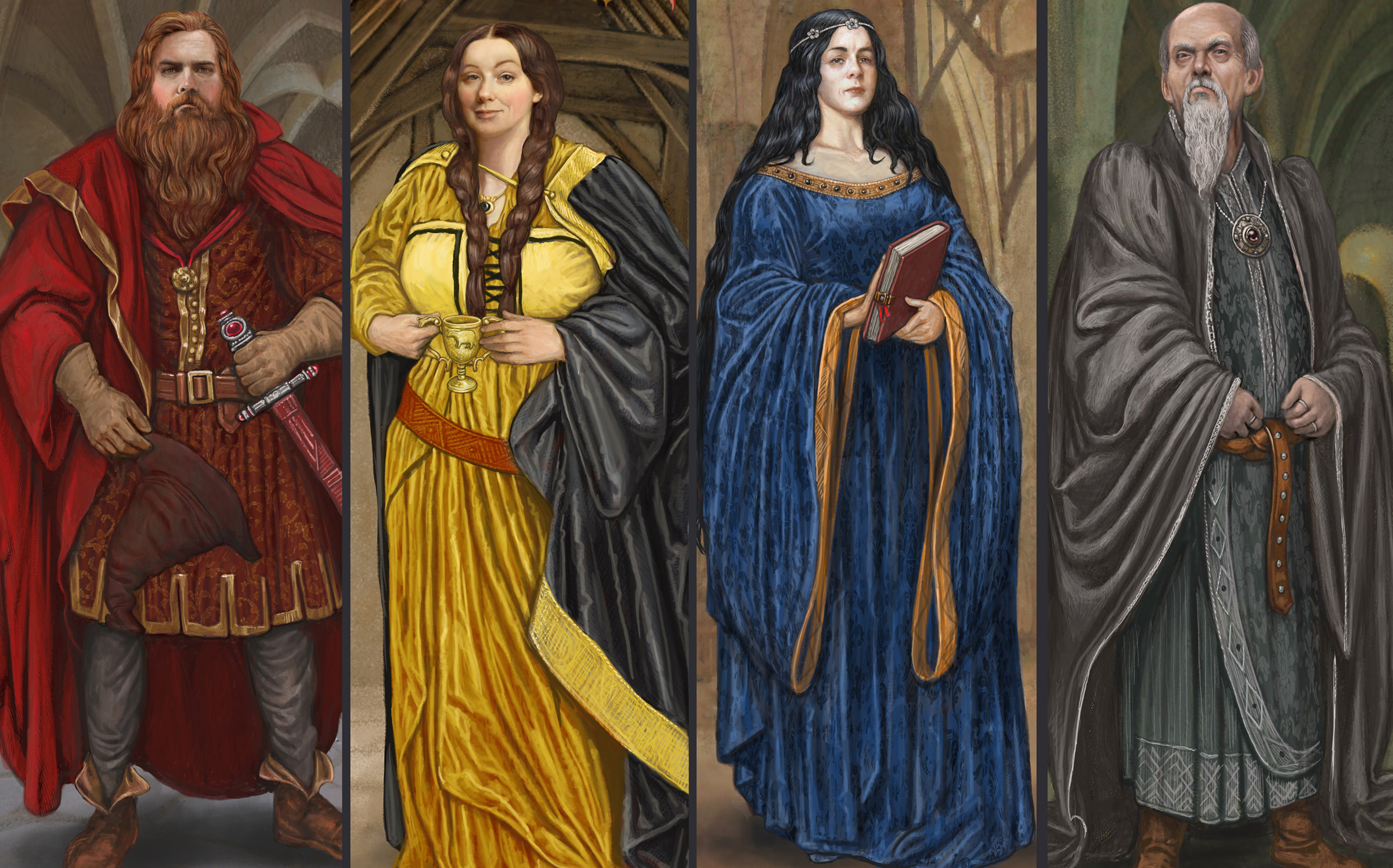 The stories of the Hogwarts founders | Wizarding World
