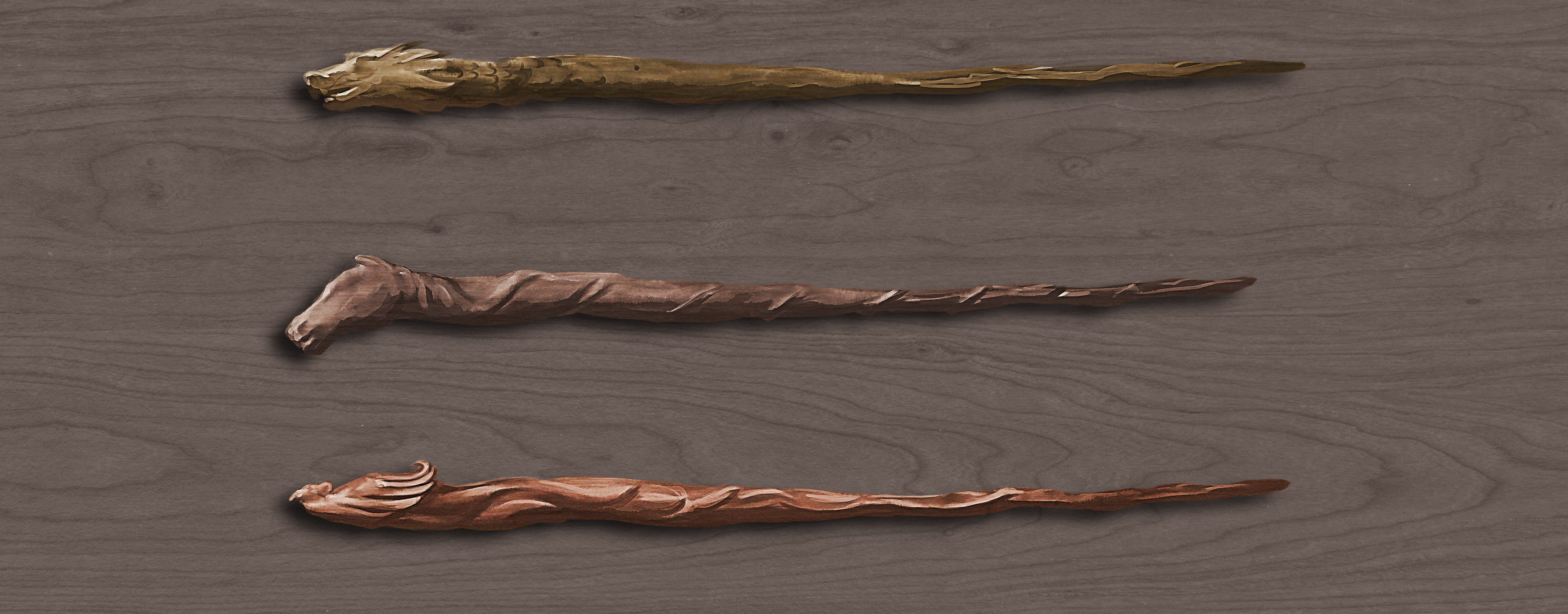 Wands Cores