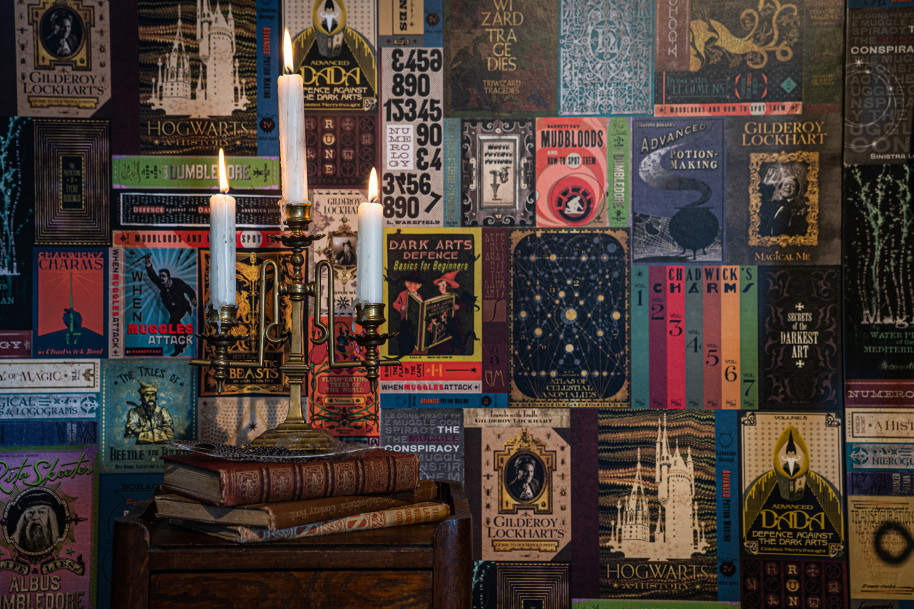 Minalima Launches Harry Potter Wallpaper Collection