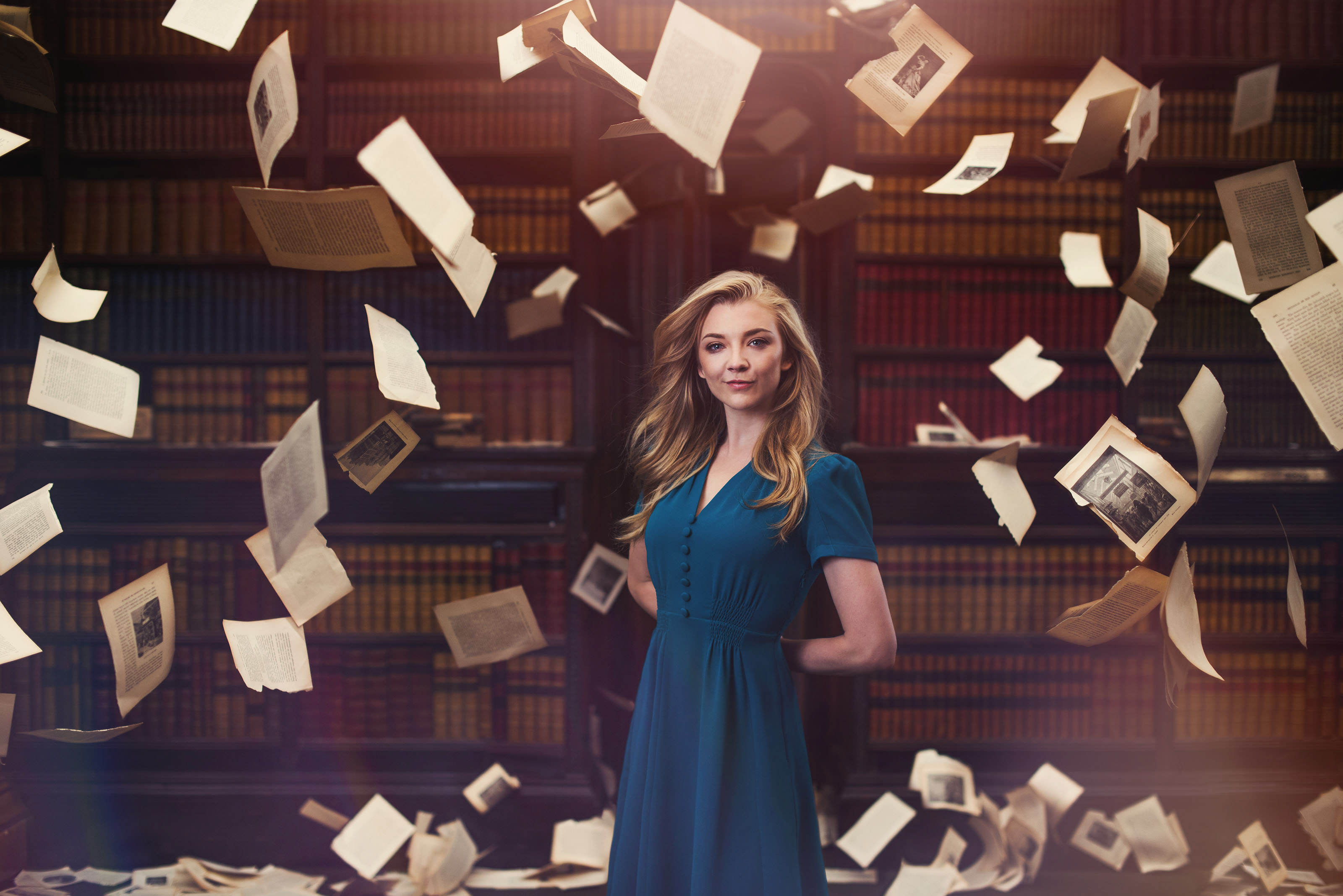 History of Magic Natalie Dormer still image - watermarked