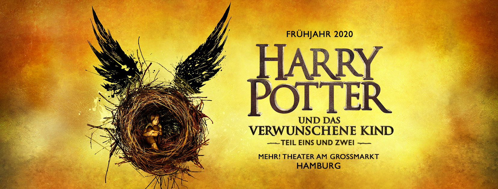 Cursed Child to open in Germany