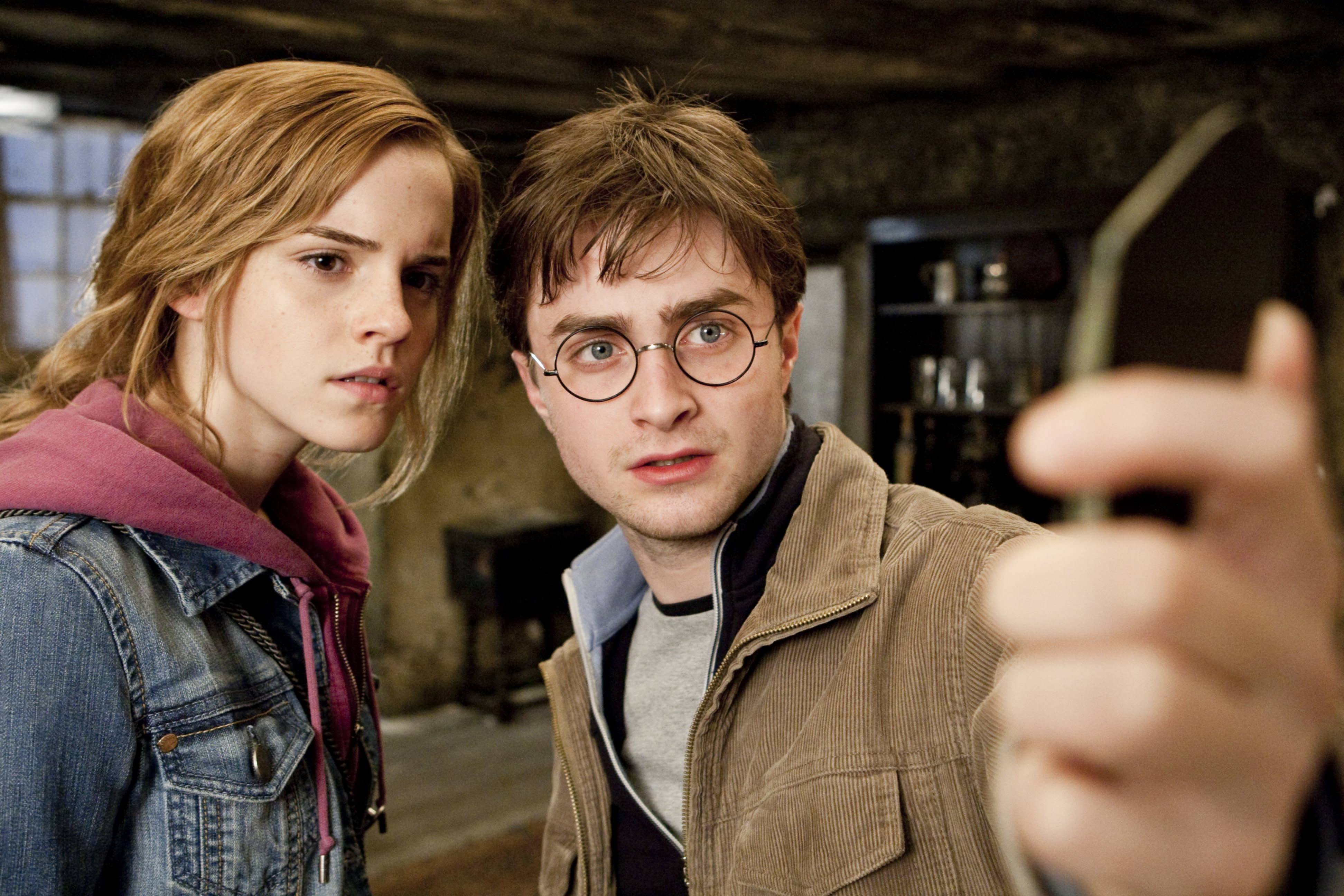 Why Harry and Hermione had the best platonic friendship ...