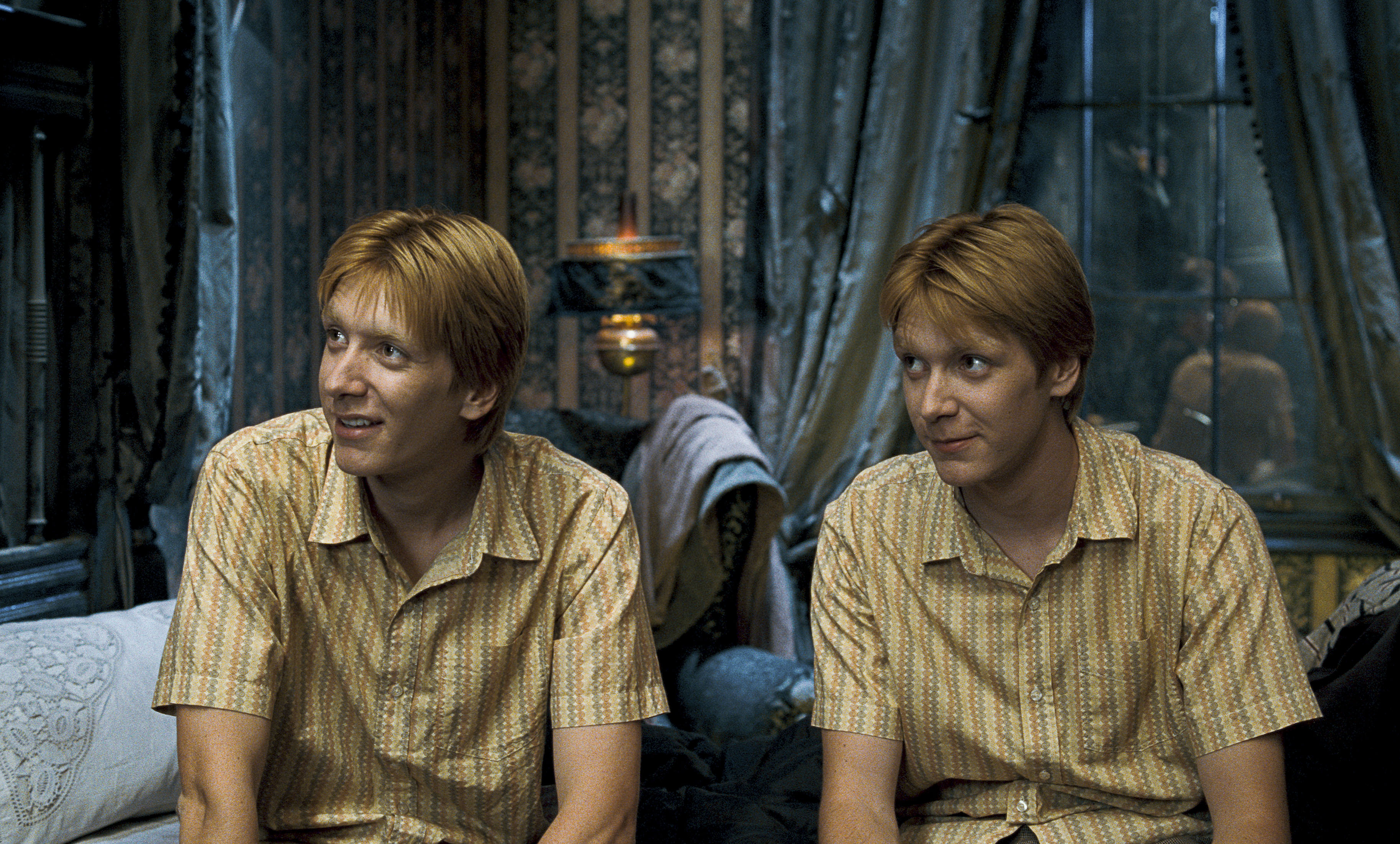 The Differences Between Fred And George Weasley Wizarding World