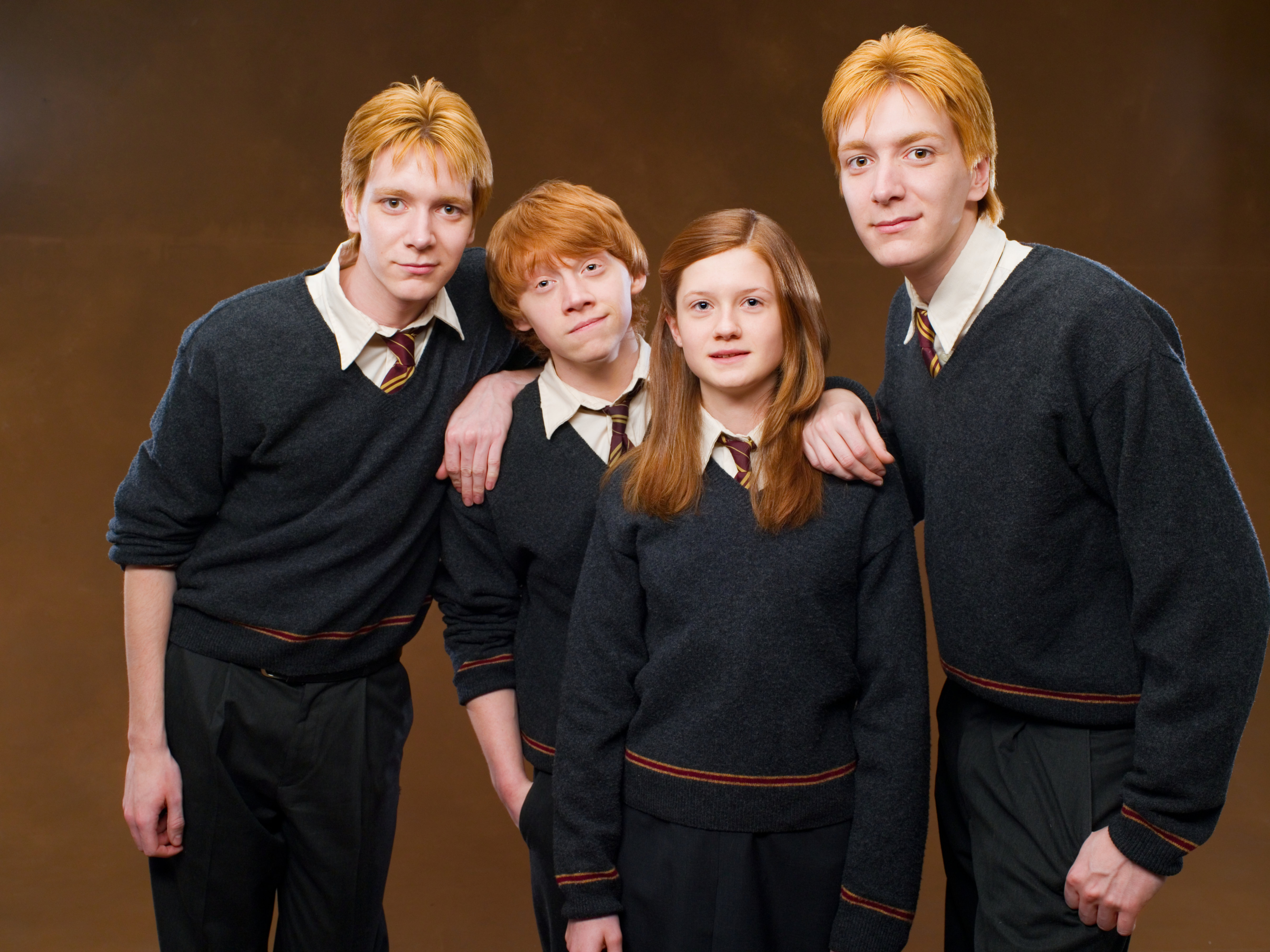 The chapter that made us fall in love with… Ron Weasley