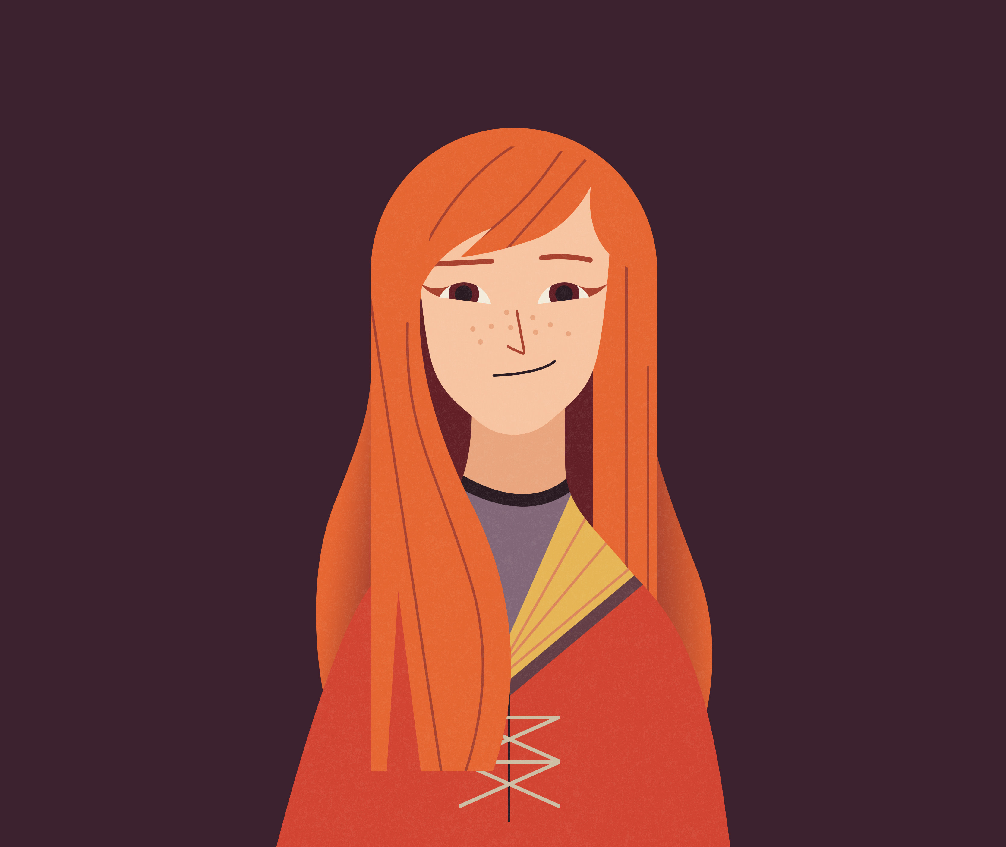 PM Ginny Weasley illustration DA infographic