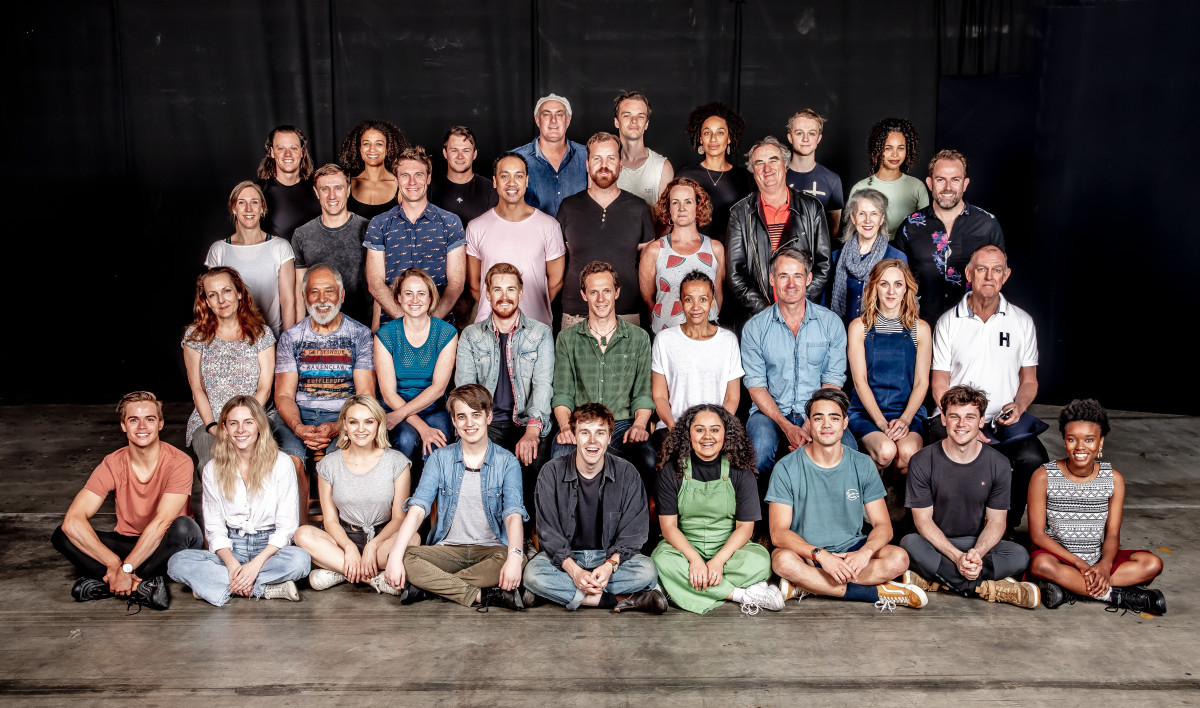 New Cursed Child cast members uncloaked in Melbourne | Wizarding World
