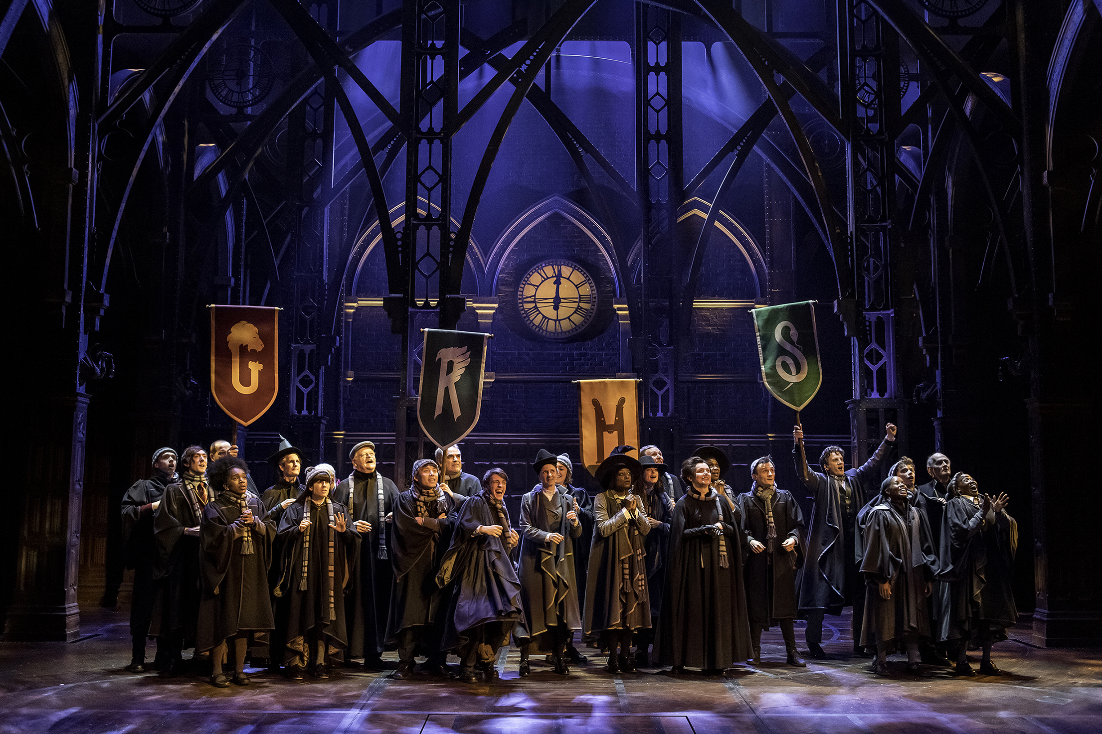 HPCC Original Cursed Child cast