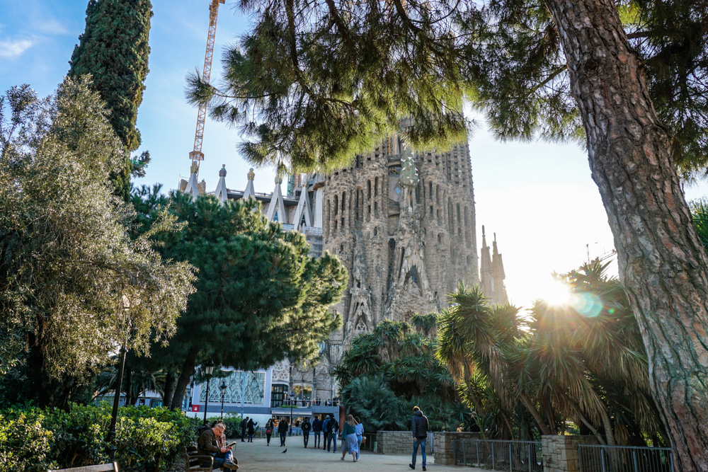 Autumn in Barcelona - Best places to visit in October, November