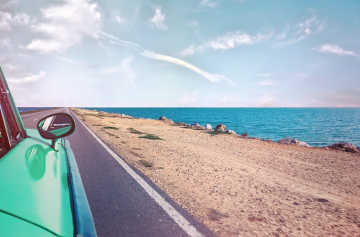 Traveling with a car - Best holiday destinations