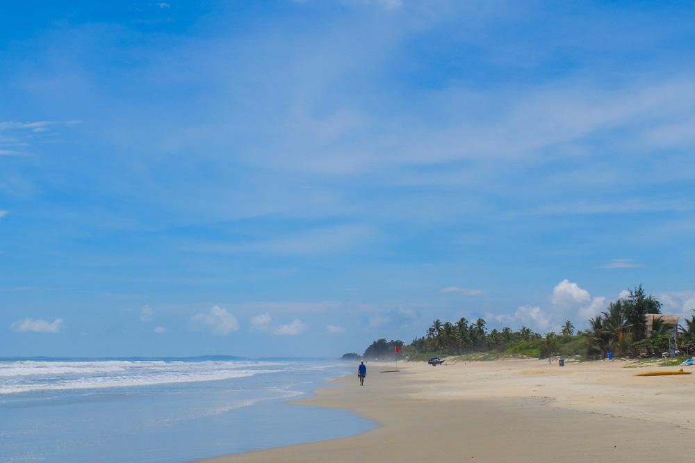 Carmona beach - Goa, India