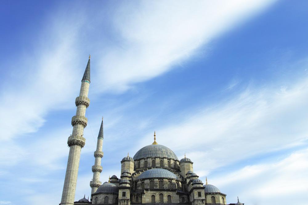 A mosque in Turkey