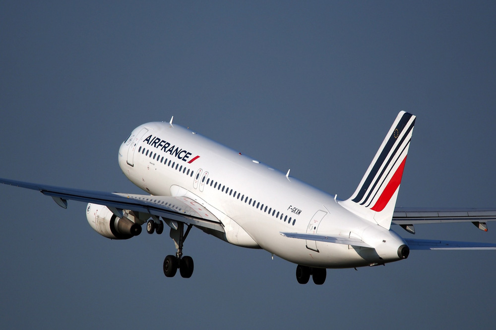 Air France airplane