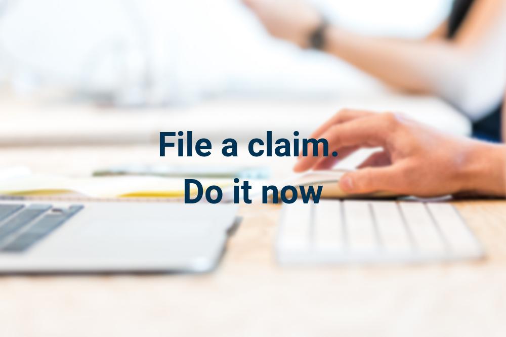 Claim airline compensation online