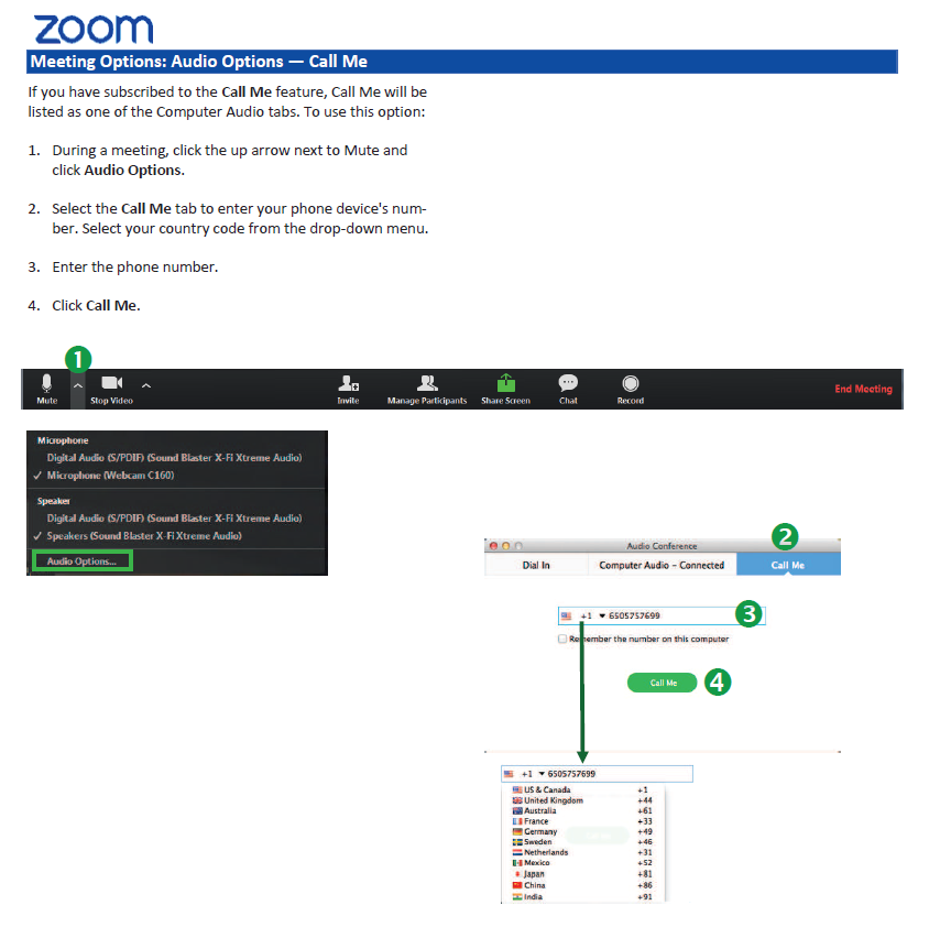 Zoom Quick Guide page 3