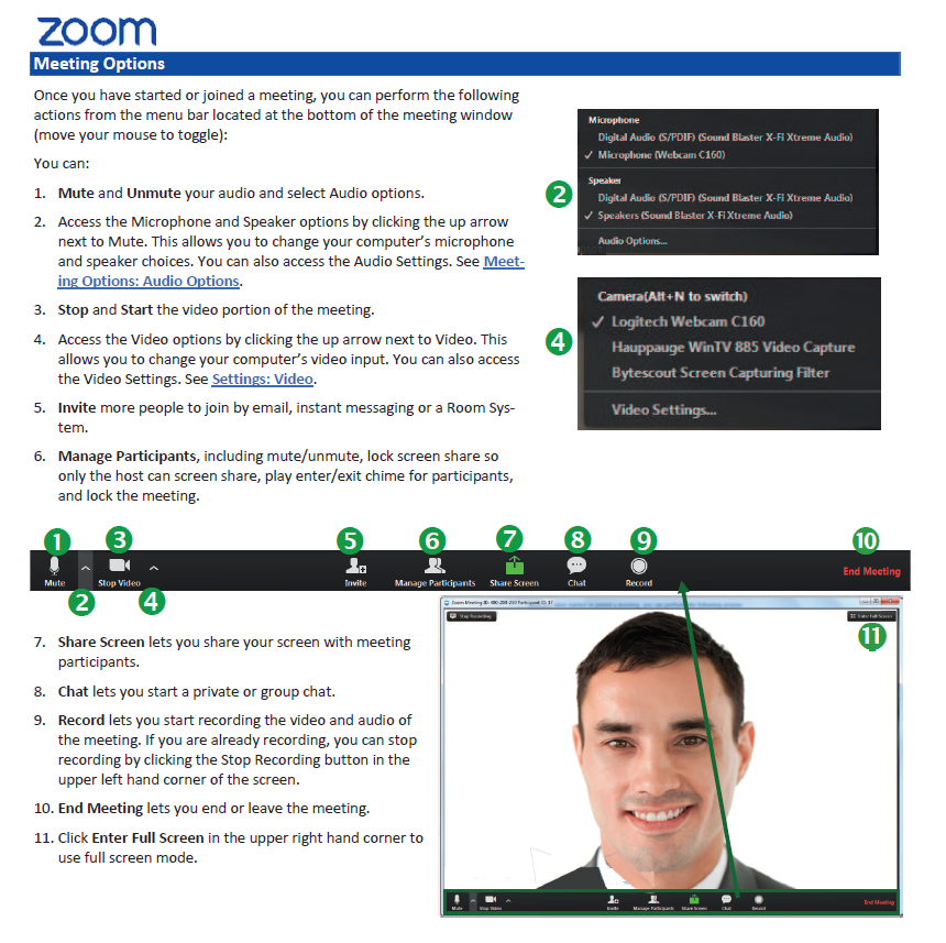 zoom guide page 1