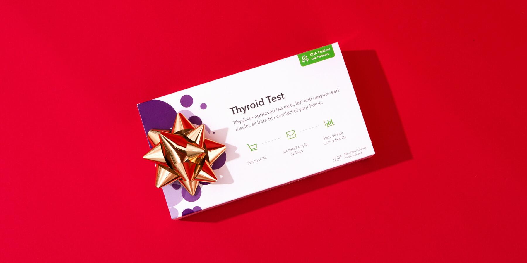 Holiday thyroid