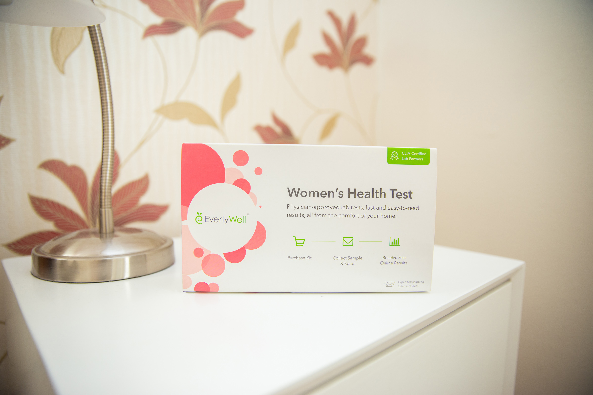 Women's Hormone Test