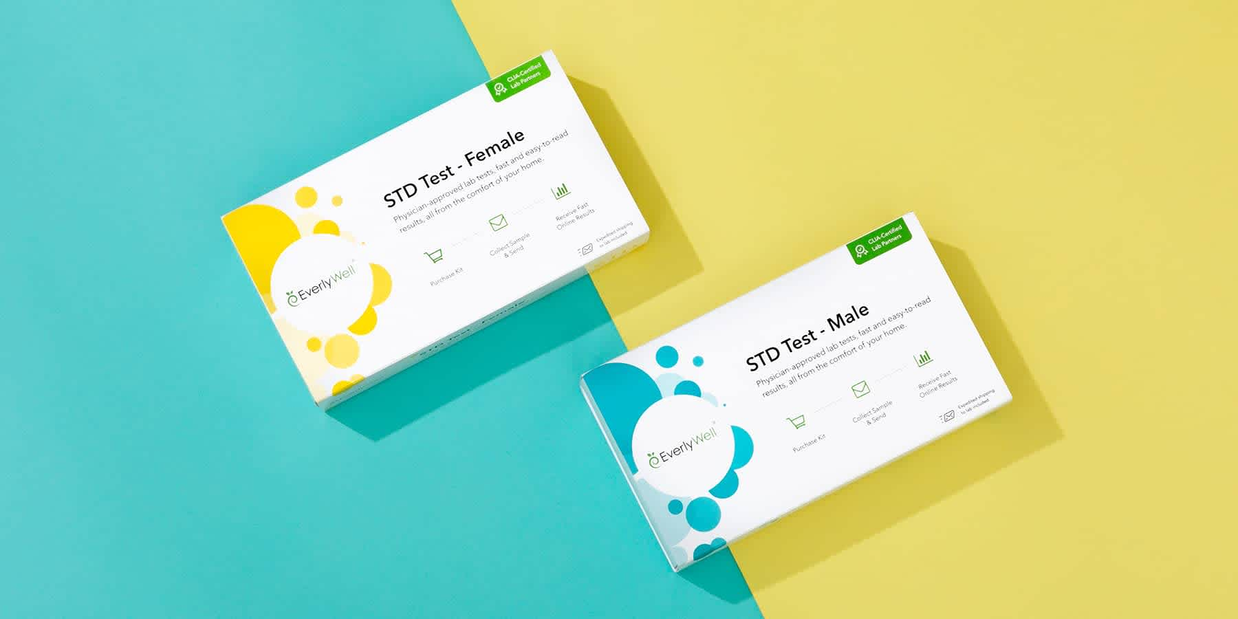 7 Best At-home Std Test Kits For Men And Women - Know