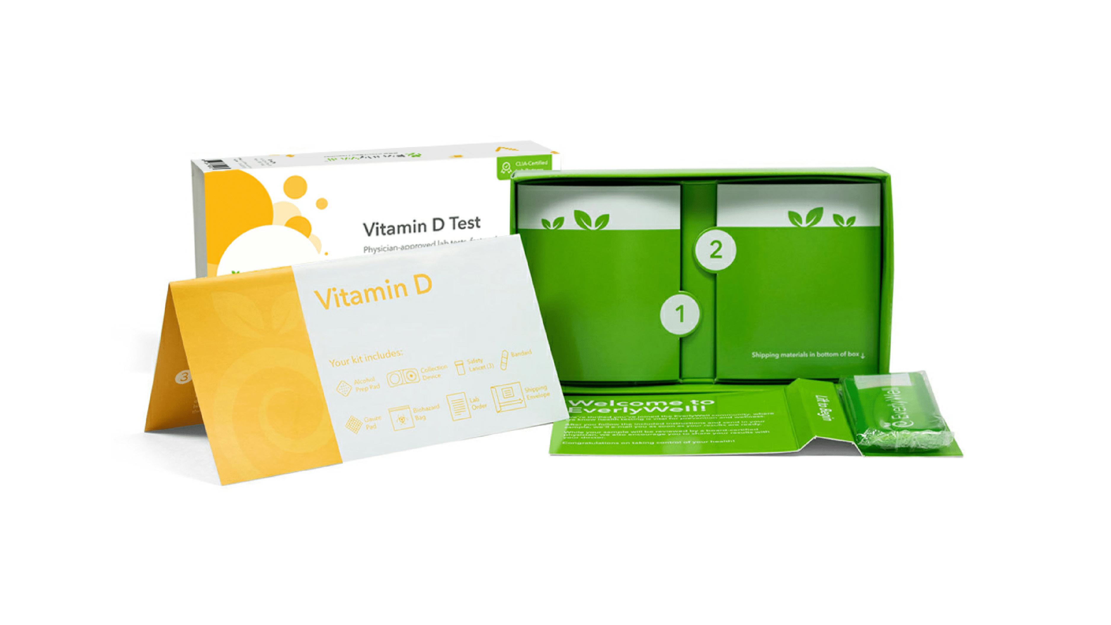 Vitamin D Test 3-1