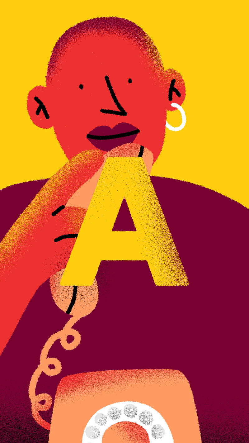 A is for Adwoa: gurls talk