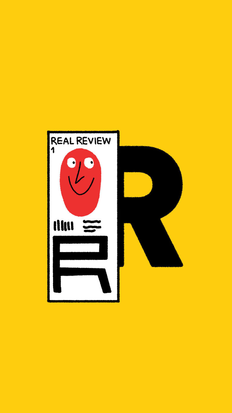 R is for Real Review