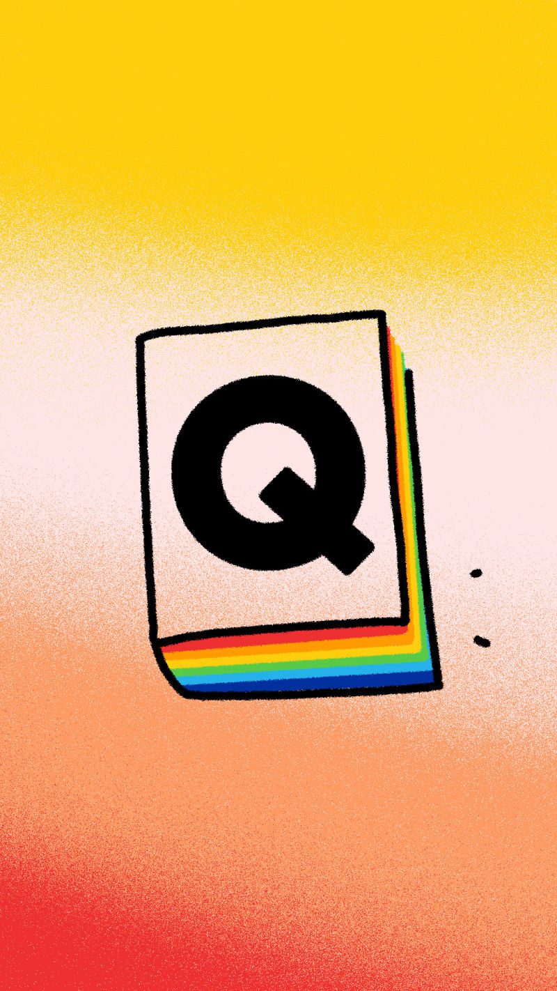Q is for Queer Bible