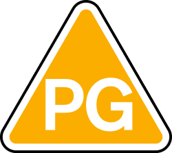 Certificate PG icon