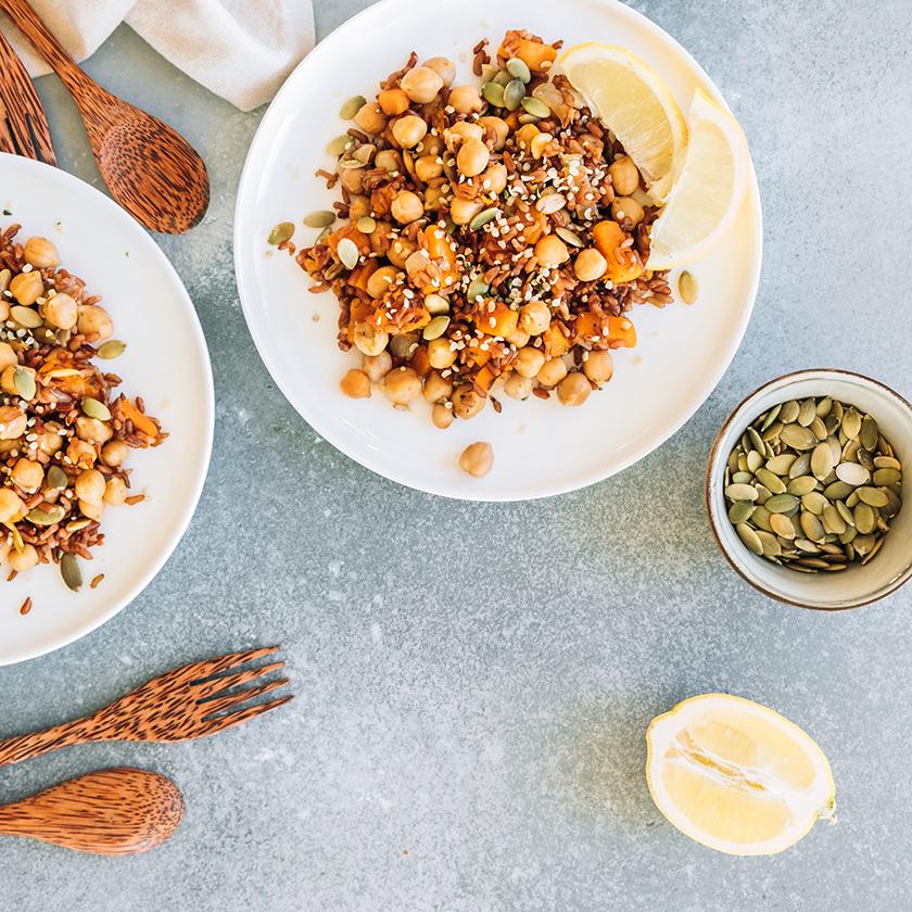 Chickpeas — Vegan-Friendly Protein Foods