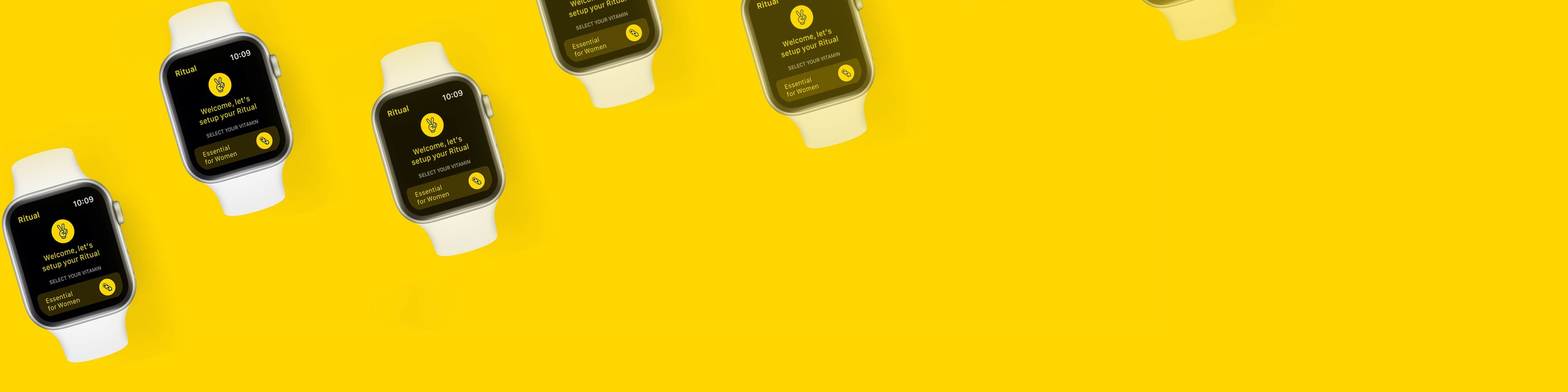 Meet our new app for Apple Watch, which will help you remember to take your vitamins.