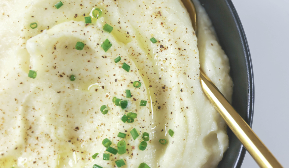 This Mashed Cauliflower Recipe Might Replace Your Thanksgiving Potatoes